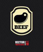 Diseño del icono — Vector de stock
