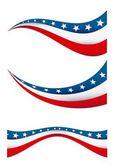 USA  design — Stock Vector