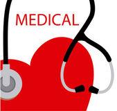 Medicinsk design — Stockvektor