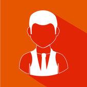 Profil projekt — Wektor stockowy