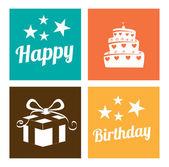 生日设计 — 图库矢量图片