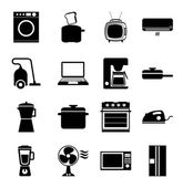 Appliances design — Stock Vector