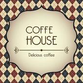 Coffeee design — Stockvektor