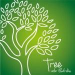 Ecology design — Stock Vector #47104857