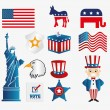 USA design — Stock Vector