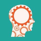 Gears design — Cтоковый вектор