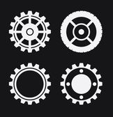 Gears design  — Stockvektor