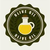 Olives design — ストックベクタ