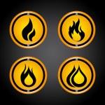 Fire design — Stock Vector #48283303