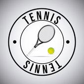 网球设计 — 图库矢量图片