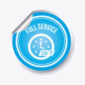 Full service — Cтоковый вектор