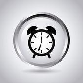 Time design — Cтоковый вектор