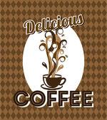 Projeto café — Vetorial Stock