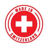 Swiss design — Vettoriale Stock
