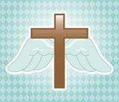 Concepção religiosa — Vetorial Stock