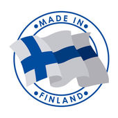 Finland design — Stockvector