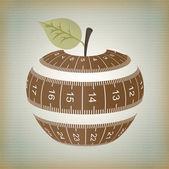 Fruits design  — Stock Vector