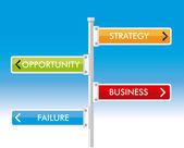 Advert design — Stock Vector