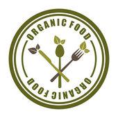 продовольственный дизайн — Cтоковый вектор
