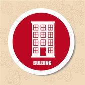 Build  design — Cтоковый вектор