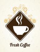 咖啡设计 — 图库矢量图片