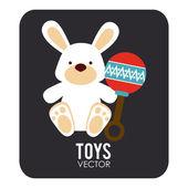 玩具设计 — 图库矢量图片