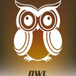 Owl design — Stock Vector #50675493