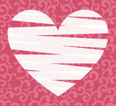 Disegno di amore — Vettoriale Stock
