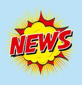 News design  — Stock Vector