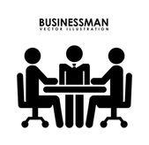 Businessman  — Vettoriale Stock