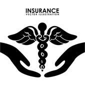 保険設計 — ストックベクタ