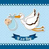 Baby design  — Stock Vector