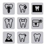 Dental design — Stock Vector #51495213