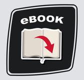 EBook design  — Stock Vector