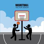 スポーツ デザイン — ストックベクタ