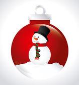 Christmas design — Stockvektor
