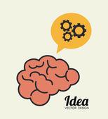 Tasarım fikirlerini — Stok Vektör
