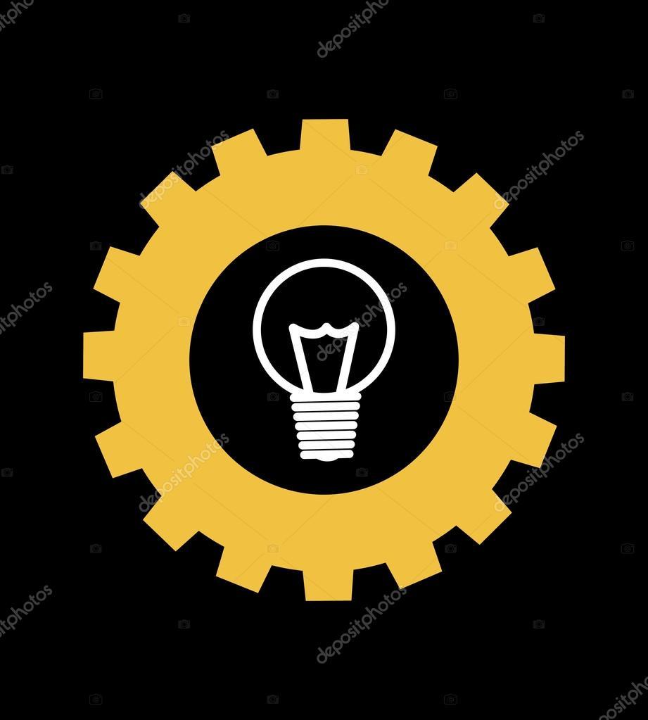 齿轮传动的设计 — 图库矢量图像08
