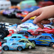 Toy Cars Game — Stock Photo #37007971