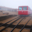 Stock Photo: Pikes Peak Railroad