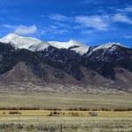 Mountain landscapes — Stock Photo