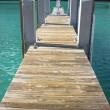 Stock Photo: Dock