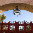 Fragment of Scotty's Castle — Stock Photo
