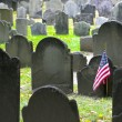 Historic cemetery — Stock Photo