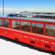 Pikes Peak Train - Foto de Stock