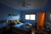 Спальня — Стоковое фото