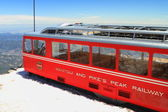 Pikes Peak Train — Stock Photo