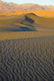 Sandscapes of Death Valley — Stock Photo