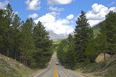 Strade di montagna — Foto Stock