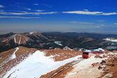 Tren de pikes peak — Foto de Stock